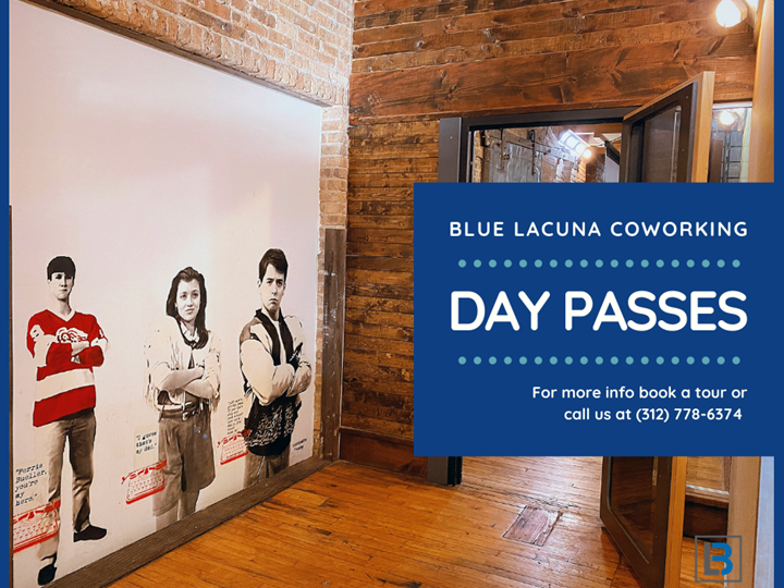 Day Passes at Blue Lacuna