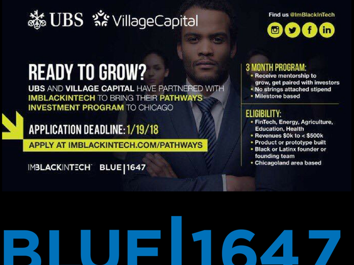 Blue Lacuna will be Hosting The Pathways Investment Program